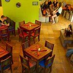 Barrio Cafe/ Dinning area