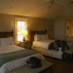  Our room in the Beach House