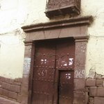  COLONIAL DOORWAY &amp; BALCONY