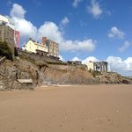  Tenby beach