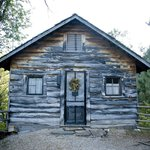  one of the cabins at the top