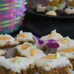  A sample of Easter Brunch desserts