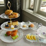 $30 Freshly Baked Afternoon Tea offerings