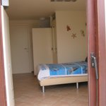Sea life room,  1 pers / shower, toilet, privé ingang