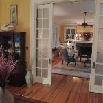 Pocket doors that are an original