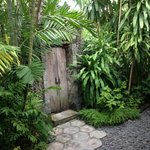  Entrance to our garden