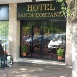  hotel santa costanza