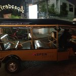 Our Hotel TukTuk to give you a lift