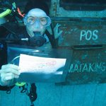  Mataking Underwater Post