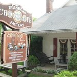 ‪The Dillsboro Chocolate Factory‬
