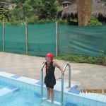 Daughter at Swimming Pool
