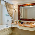  Our bathrooms feature amenities by Elemis
