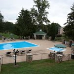  Crowne Plaza Resort Asheville Swimming Pool