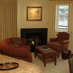 LFireplace Room Winter