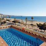  Confortel Fuengirola Views From Hotel Pool