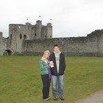 Trim Castle just across the street