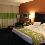Foto de Fairfield Inn Albuquerque University Area