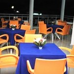 A romantic dining space at the 1st Floor