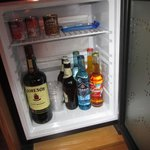 Drinks in Fridge