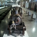 trem e caveiras (exposio no museu)