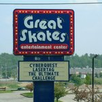 Great Skates Entertainment Center