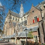 St.Bavo outside