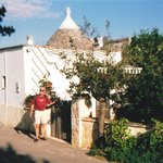  ALBEROBELLO:  Casa Rosa Trullo