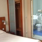 large room and en suite