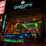 Balcony Hostel