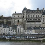  The Beautiful View of Chateau Amboise