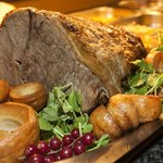 Sunday Carvery in the Pavilion Restaurant