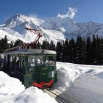 Tramway du Mont-Blanc