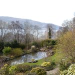  View of Loch Ness from the garden