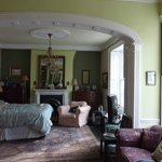  Large bedroom in what was originally the old drawing room