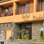  Hotel Madeloc Collioure