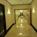  Hallway to bar/lounge and conference rooms