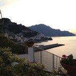  sunrise at miramalfi