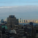  Bonjour NYC - Hudson River - view from 4006