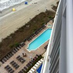  15th floor pool shot