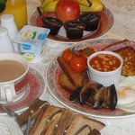  the cherwood breakfast