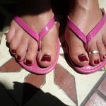  Fancy toes from Metamorphosis Day Spa, PV