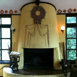  Fireplace in the Lodge