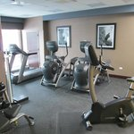  big fitness room