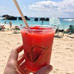 Beach Club Strawberry Daiquiri