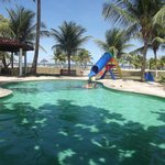  Piscina infantil na rea das crianas