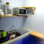 kitchenette studio 10