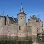 Lovely day at Muiderslot Castle