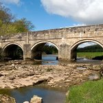 River Wharfe / Bridge to Village