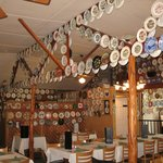 Some of the 2300+ Plates at the Po Po Restaurant