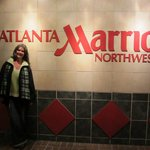 Foto van Atlanta Marriott Northwest at Galleria